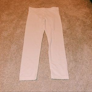 tucker and tate children's white leggings